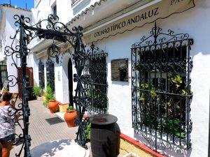 Rutas moteras por Cádiz: Venta de Vargas