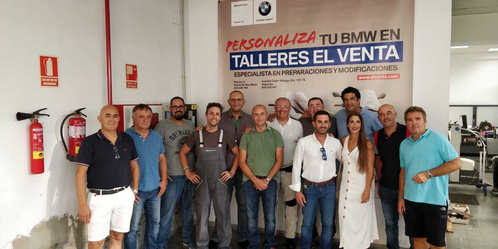 Talleres El Venta Algeciras cierra sus puertas | Talleres El Venta