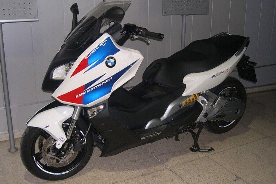 BMW C600 Sport | Talleres El Venta