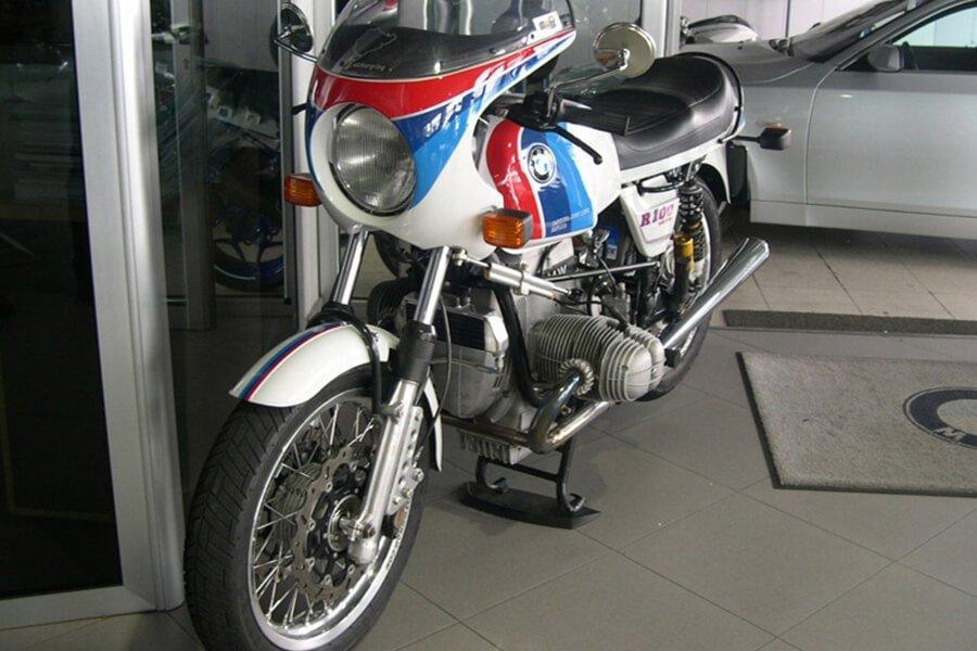 BMW R100S | Talleres El Venta
