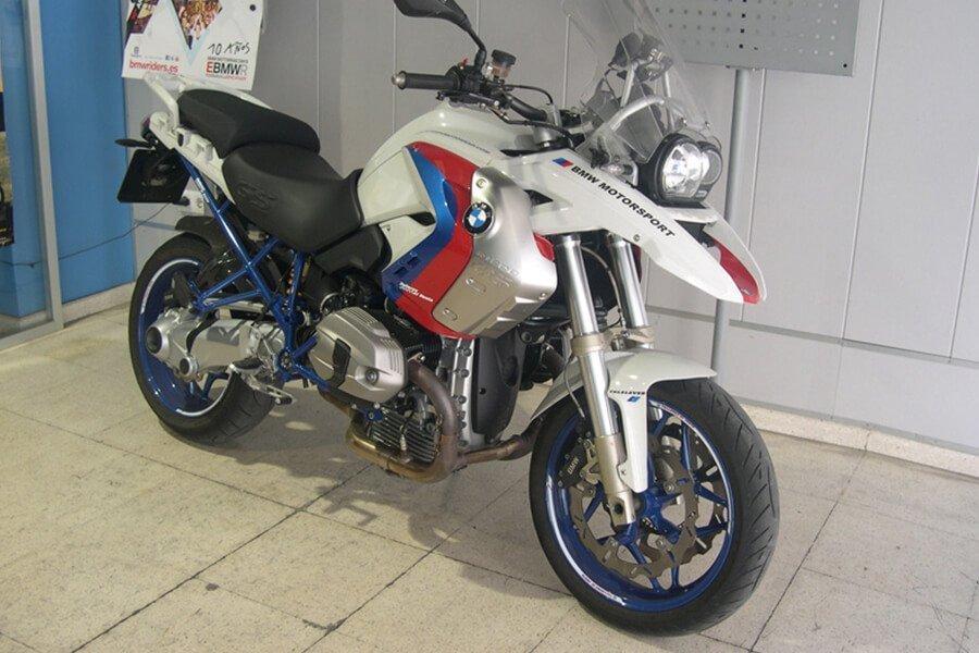 BMW R1200GS | Talleres El Venta