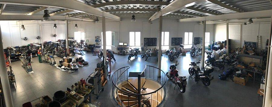 Instalaciones Triumph El Puerto | Talleres El Venta