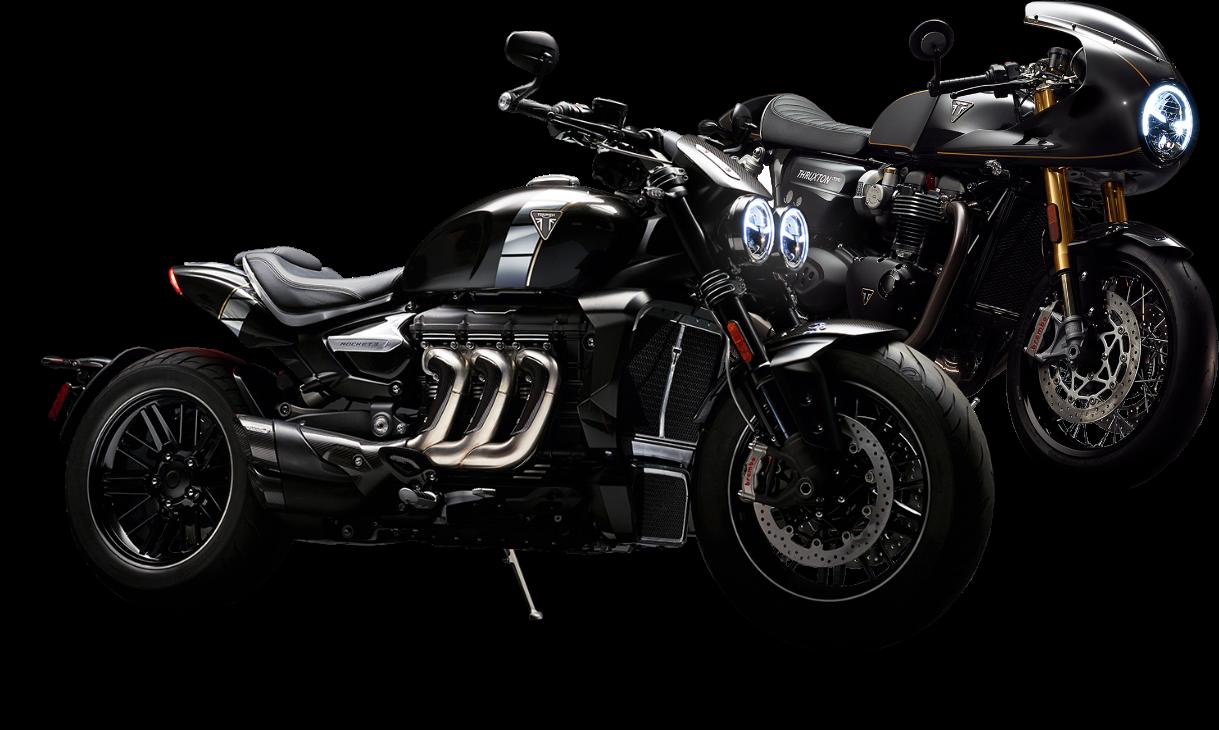 Venta de motos Triumph | Talleres El Venta