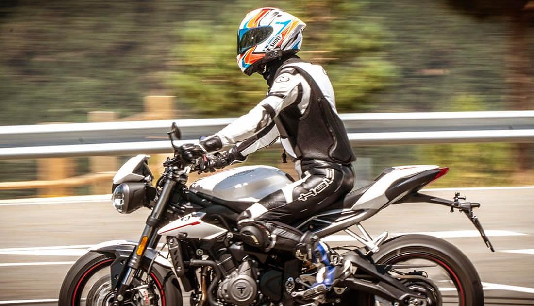 ¿Qué es y para qué sirve la joroba de los monos y chaquetas de moto? - Talleres El Venta