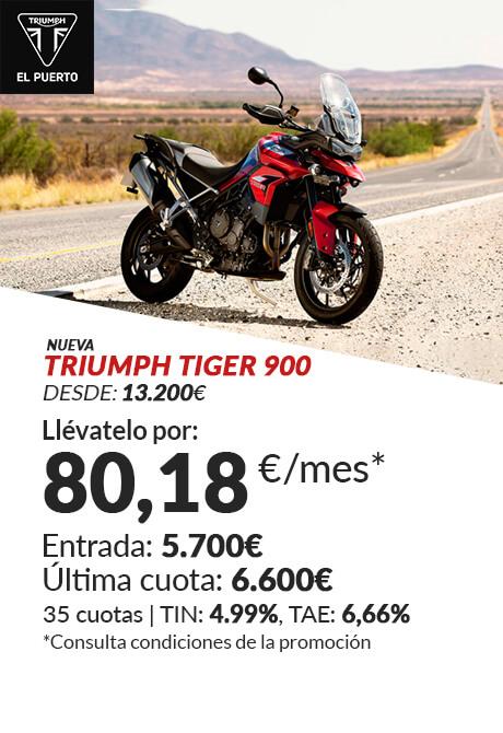 Talleres El Venta | Triumph